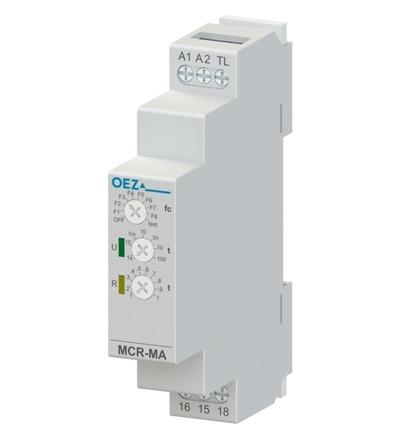 OEZ Multifunkční časové relé MCR-MA-003-UNI