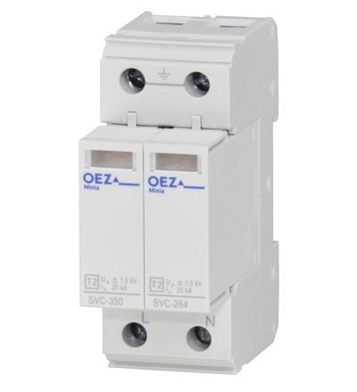 OEZ Svodič přepětí SVC-350-1N-MZ