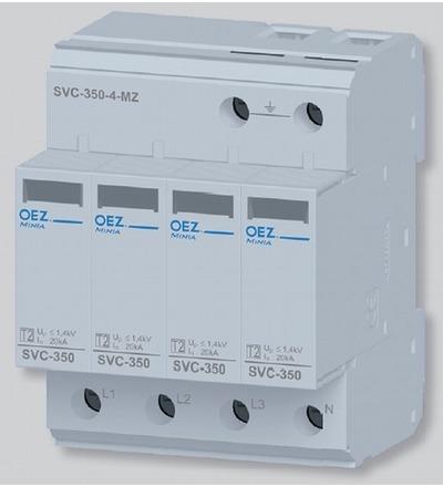 OEZ Svodič přepětí SVC-350-4-MZS