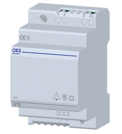 OEZ Zvonkový transformátor UTZ-4-A