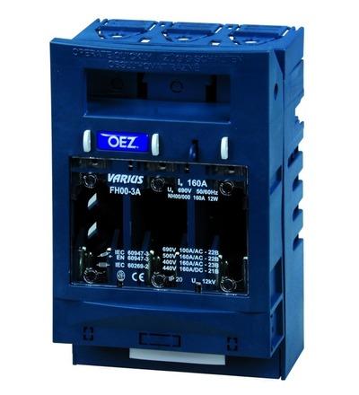 OEZ Pojistkový odpínač FH00-3A/F - OEZ:18622