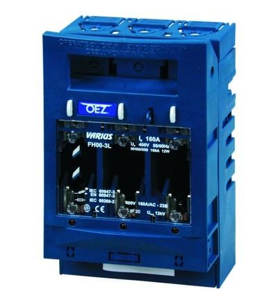 OEZ Pojistkový odpínač FH00-3S/F - OEZ:18624