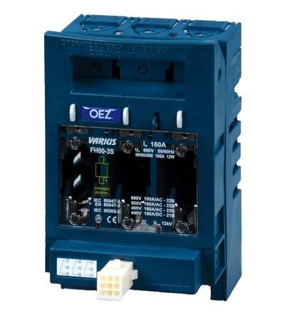 OEZ Pojistkový odpínač FH00-3SB/F - OEZ:18625