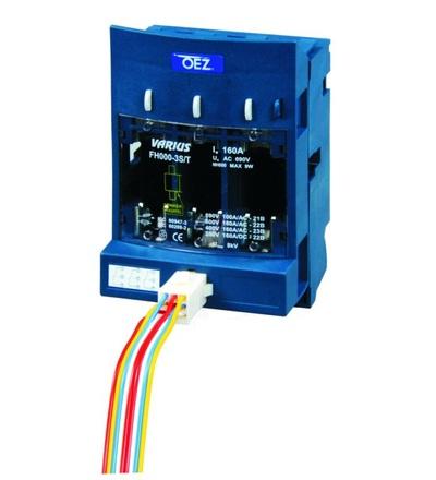 OEZ Pojistkový odpínač FH000-3S/T - OEZ:11901