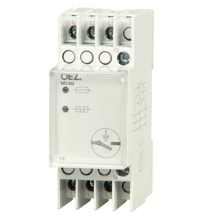 OEZ:38614 Elektronická signalizace stavu pojistek MD-M3