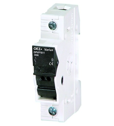 OEZ Pojistkový držák OPVF10-1