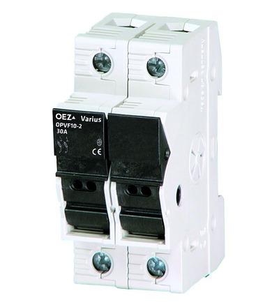 OEZ:41004 Pojistkový držák OPVF10-2