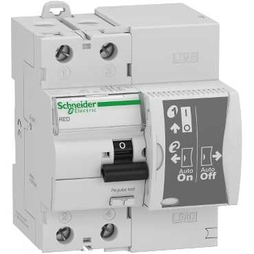 Schneider electric 18685 proudov chr ni s op tn m for Diferencial rearmable schneider