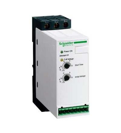 Schneider Electric ATS01N125FT Softstartér pro asynchonní motor, ATS01, 25A, 110..480V, 2,2..11 kW