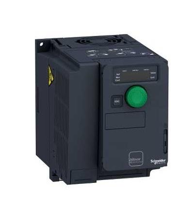 ATV320U22M2C Frekvenční měnič 2,2 kW, In = 11 A, 1 x 200 až 240 V, IP 20, třída 3C3 a 3S2, EMC filtr C2, compact, Schneider Electric