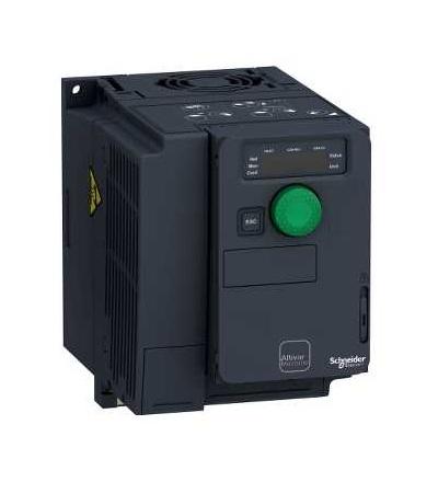Schneider Electric ATV320U15N4C Frekvenční měnič 1,5 kW, In = 4,1 A, 3 x 380 až 500 V, IP 20, třída 3C3 a 3S2, EMC filtr C2, compact