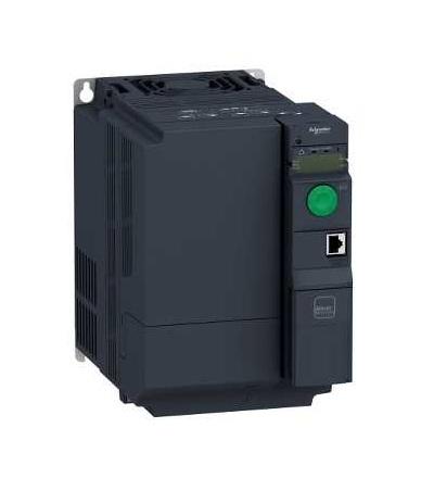 Schneider Electric ATV320U75N4B Frekvenční měnič 7,5 kW, In = 17 A, 3 x 380 až 500 V, IP 20, třída 3C3 a 3S2, EMC filtr C2, book