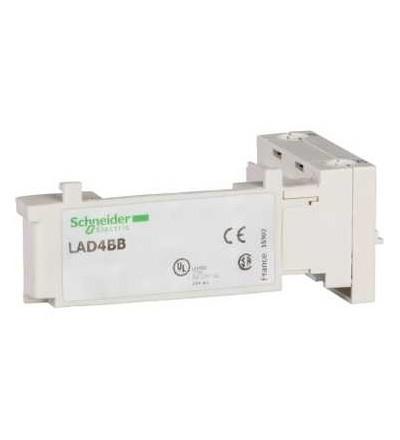 Schneider Electric LAD4BB Retrofit adaptér cívky, pro TeSys D