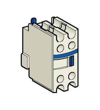 LADN20 TeSys D, blok pomocných kontaktů, 2Z, šroubové svorky, Schneider Electric