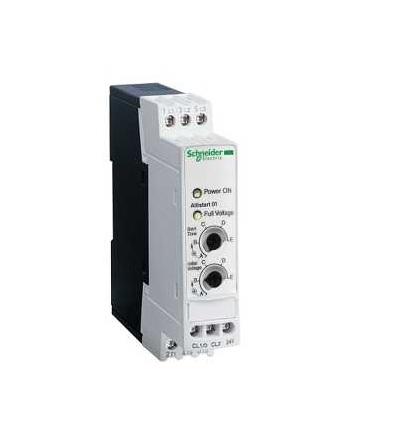 Schneider Electric ATS01N106FT Softstartér pro asynchonní motor, ATS01, 6A, 110..480V, 0,75..3 kW