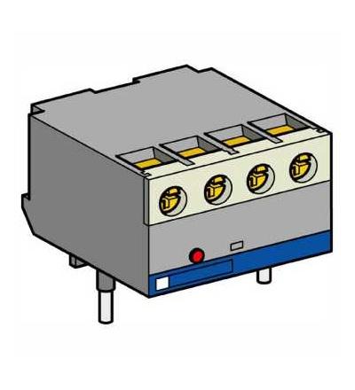 Schneider Electric LA4DWB TeSys D, rozhranní zesilovače TeSys, polovod., 24 V DC/250 V AC