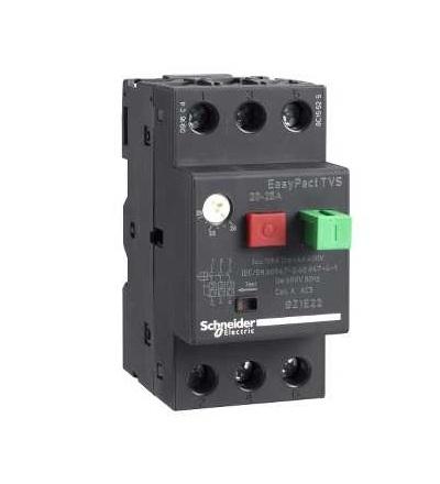 Schneider Electric GZ1E01 Spouštěč motoru TVS 0,1-0,16A