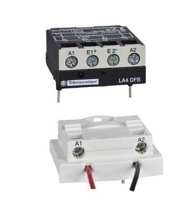 Schneider Electric LA4DBL D40A až D65A sada pro nízkou spotřebu (LAD4BB3+LA4DFB)