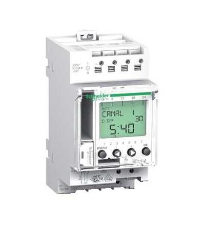 Schneider Electric CCT15851 Acti 9, IHP+, 1V digitalní časový spínač, 24 hodin+7 dnů