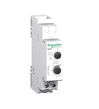 Schneider Electric CCT15234 Acti 9, MINt, elektronický časovač, nastavitelný od 0,5 d? 60min.