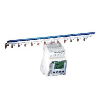 Schneider Electric CCT15852 Acti 9, IHP, 2V digitalní časový spínač, 24 hodin+7 dnů