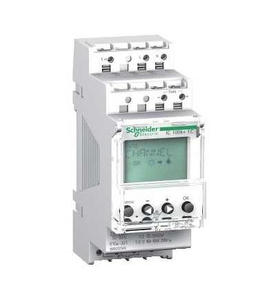 Schneider Electric CCT15251 Acti 9, IC100k+, 1V soumrakový spínač, 1...99000 lux