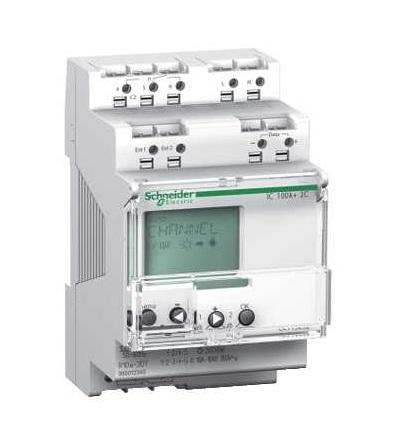 Schneider Electric CCT15253 Acti 9, IC100k+, 2V soumrakový spínač, 1...99000 lux