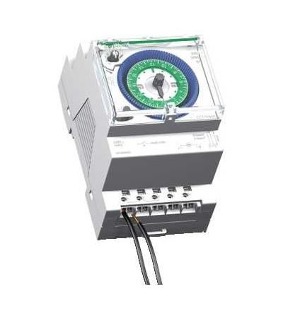 Schneider Electric CCT16364 Acti 9, IH, mechanický časový spínač, 24 h, bez paměti