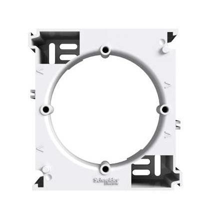 Schneider Electric EPH6100221 Asfora, krabice povrch. montáž vícenás, bílá