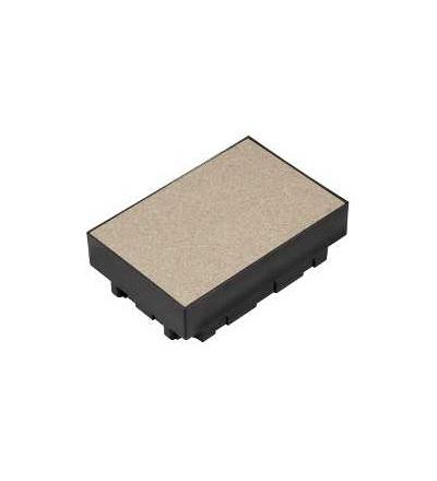 Schneider Electric ETK44836 Plastová krabice pro lité podlahy pro 6 mod. krabici