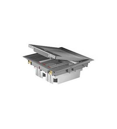 Schneider Electric ISM50524 OptiLine 45-Unica podlahová krabice-4mod.