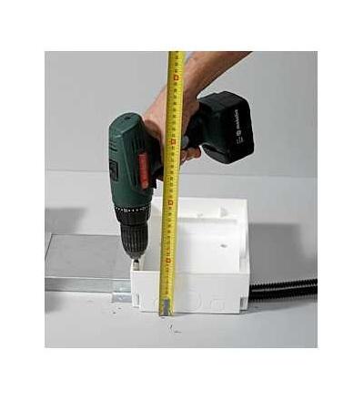 Schneider Electric ISM50330 OptiLine 45-podlahová krabice-bez mod.