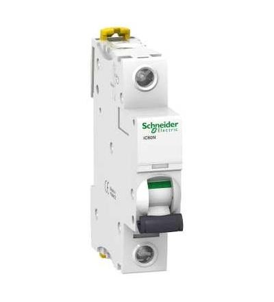 Schneider Electric A9F75170 Modulární jistič iC60N, 1p, 0,5A, char. D