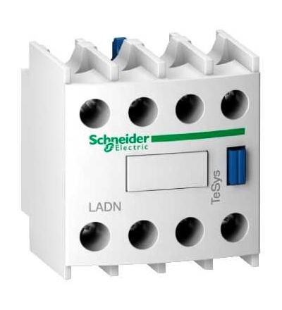 LADN226 TeSys D, blok pomocných kontaktů, 2Z+2V, kabelová oka, Schneider Electric