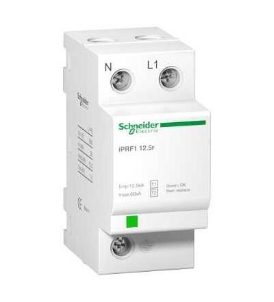 Schneider Electric A9L16632 IPRF1 12,5r modulární svodič přepětí, 1p+N, 350V, s dálkovým přenosemt