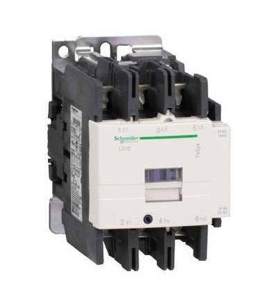 LC1D95V7 TeSys D stykač, 3p(3Z), AC-3, ? 440 V 95A, 400 V AC cívka, Schneider Electric