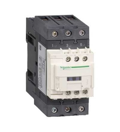 Schneider Electric LC1D65AV7 TeSys D stykač, 3p(3Z), AC-3, ? 440 V 65A, 400 V AC cívka