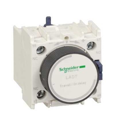LADT4 TeSys D, blok pomocných kontaktů, 1Z+1V, šroubové svorky, Schneider Electric
