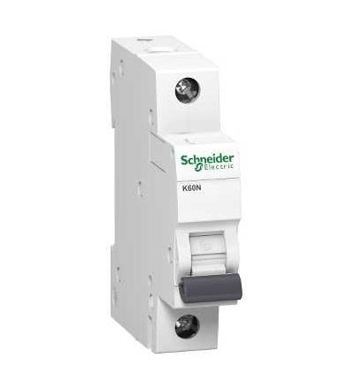 Schneider Electric A9K02140 Acti 9, jistič K60N, 1p, 40A, char. C, 6000A