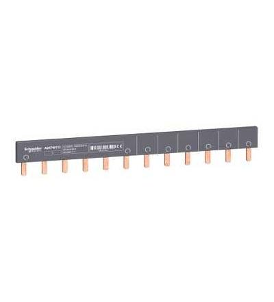Schneider Electric A9XPM112 Propojovací lišta Miniline Acti 9, 1p, 12mod., 100A