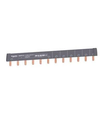 Schneider Electric A9XPH112 Propojovací lišta, Acti 9, 1p, 12mod., 100A