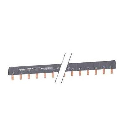 Schneider Electric A9XPH124 Propojovací lišta, Acti 9, 1p, 24mod., 100A