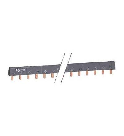 Schneider Electric A9XPH224 Propojovací lišta, Acti 9, 2p, 24mod., 100A