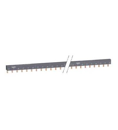 Schneider Electric A9XPH357 Propojovací lišta, Acti 9, 3p, 57mod., 100A