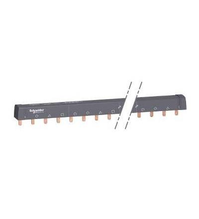 Schneider Electric A9XPH424 Propojovací lišta, Acti 9, 4p, 24mod., 100A