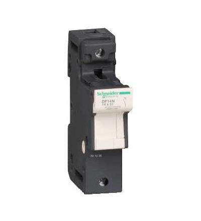 DF14N TeSys pojistkový odpojovač N 50A, velikost pojistky 14x51mm, Schneider Electric
