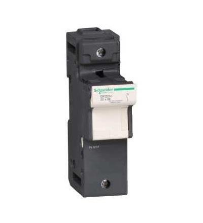 DF22N TeSys pojistkový odpojovač N 125A, velikost pojistky 22x58mm, Schneider Electric