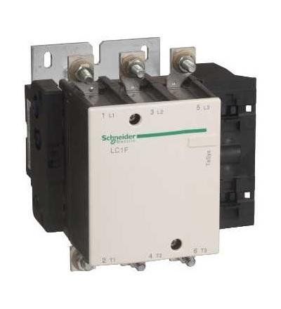 Schneider Electric LC1F330U7 TeSys F stykač, 3p (3Z), AC-3, ? 440 V 330A, cívka 240 V AC