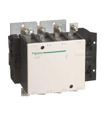Schneider Electric LC1F3304 TeSys F stykač, 4p(4 Z), AC-1, ? 440 V 400A, bez cívky