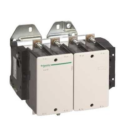 Schneider Electric LC1F5004P7 TeSys F stykač, 4p (4 Z), AC-1, ? 440 V 700A, cívka 230 V AC